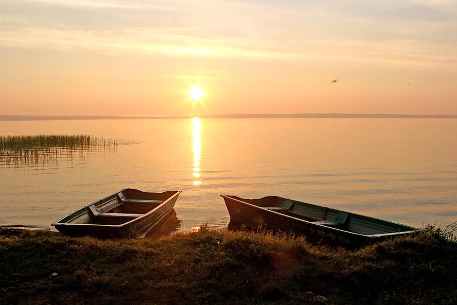 Уникальное озеро плещеево и его окрестности, древний город переславль-залесский