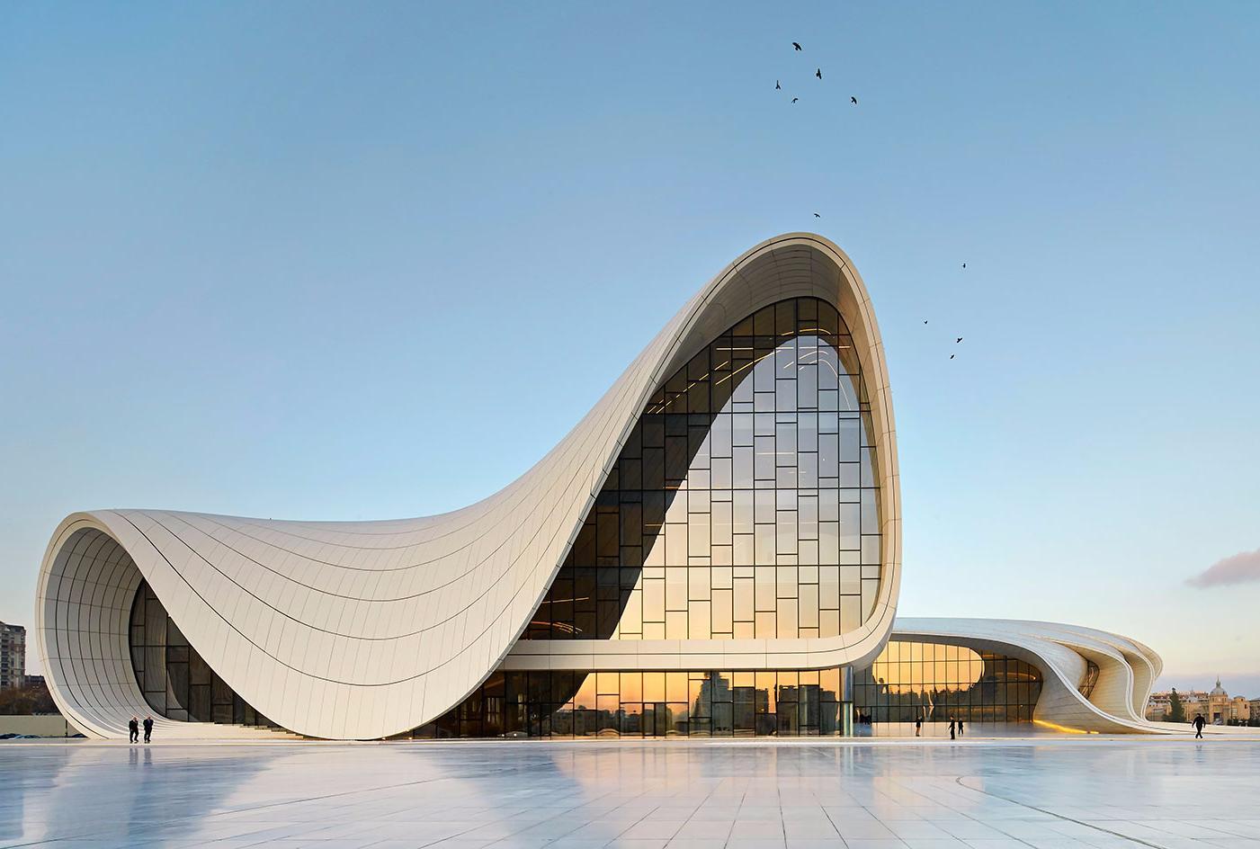 - Architektonische meisterwerke ...