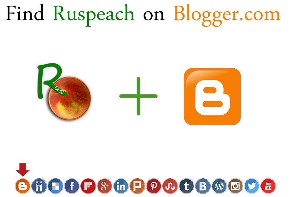 Find Ruspeach.com on Blogger.com