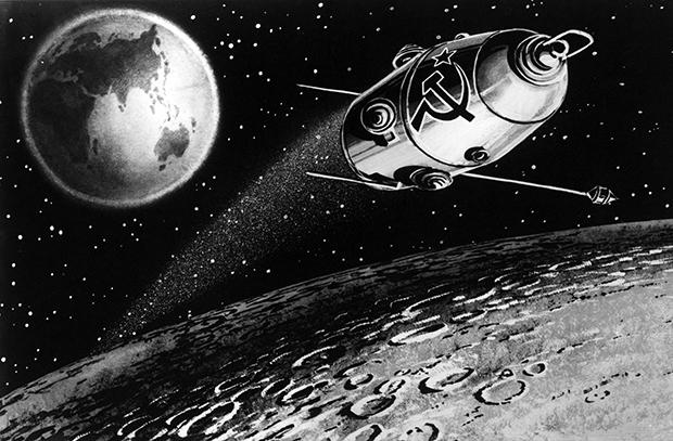 В этот день стартовала Луна-10
