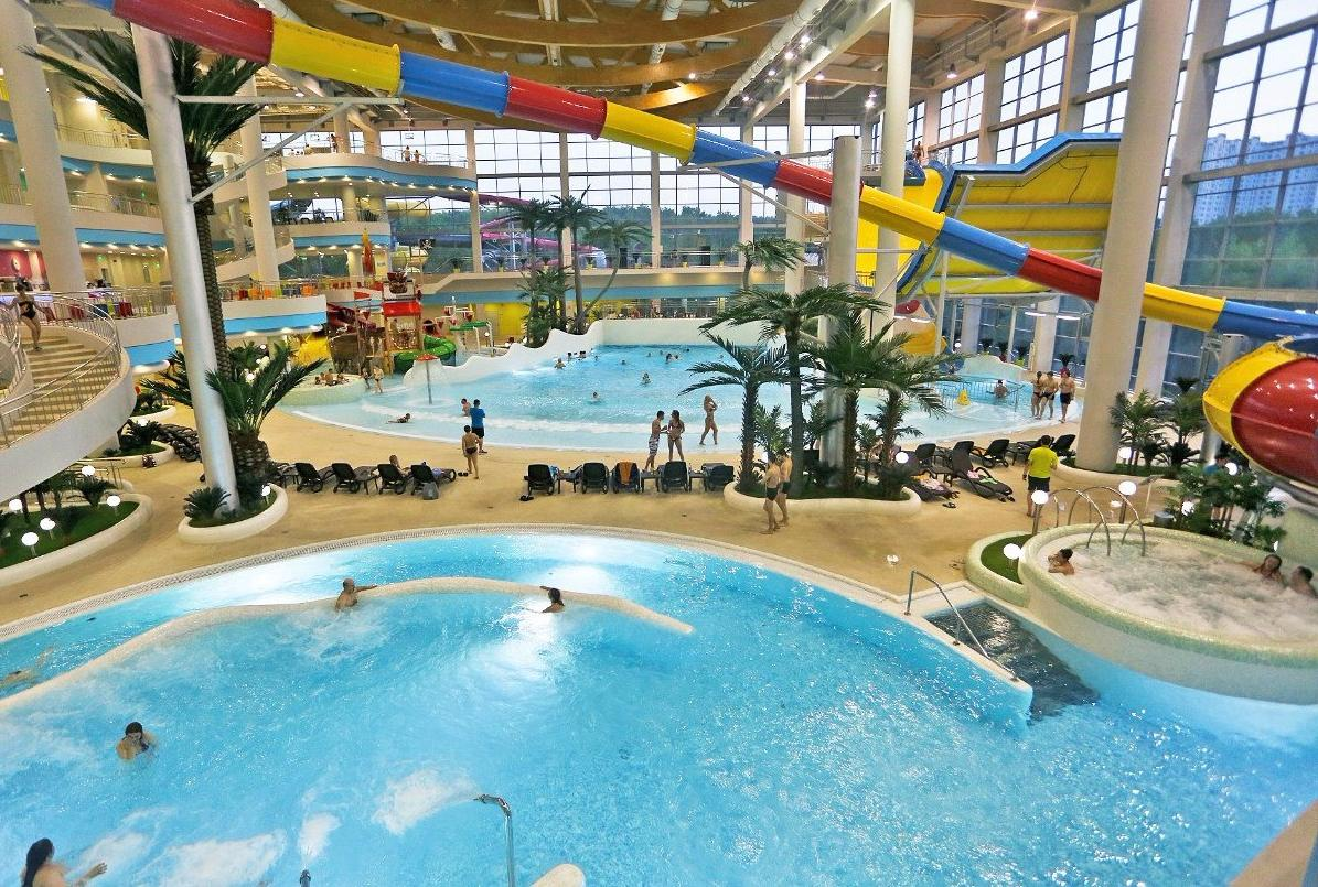 Waterpark in Yasenevo - a complex for the whole family 39