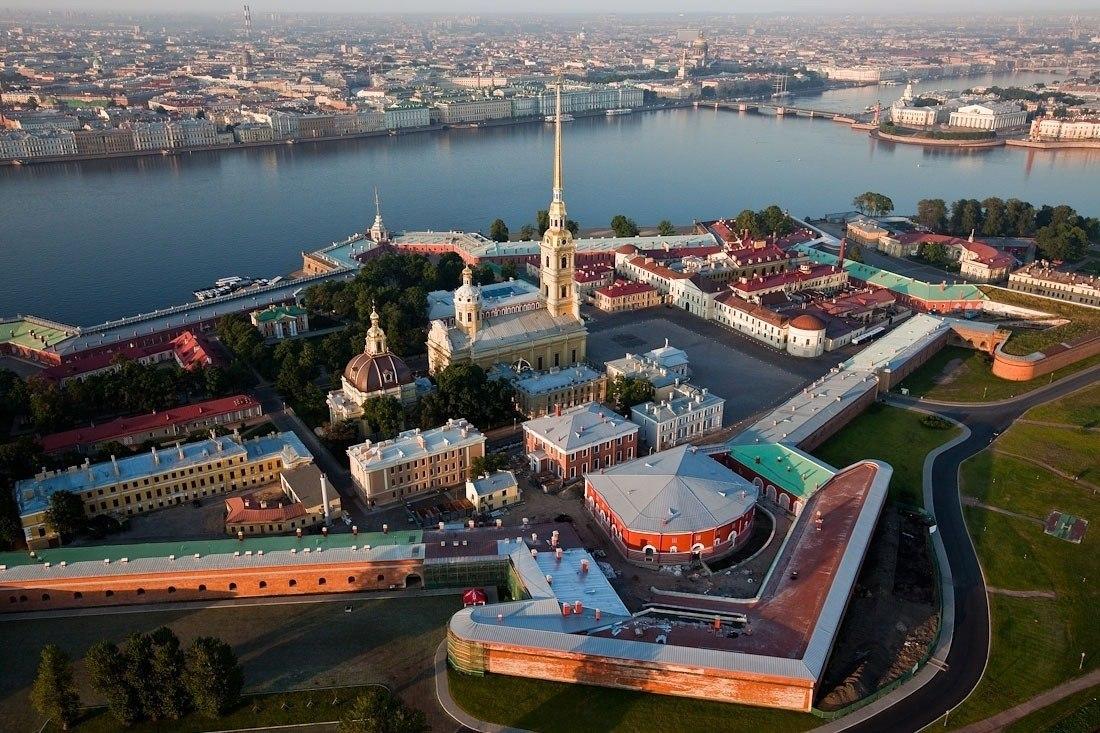 Маршрут прогулки по Санкт-Петербургу. Музеи и достопримечательности