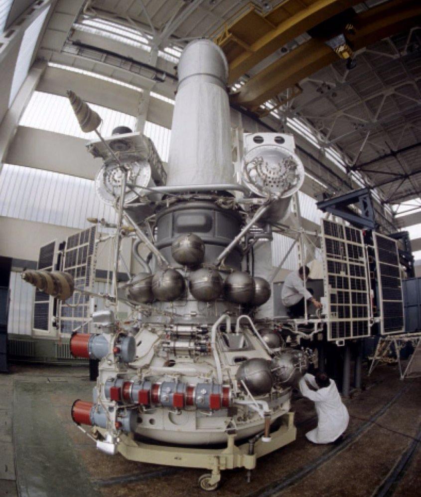 В этот день был запущен телескоп Астрон