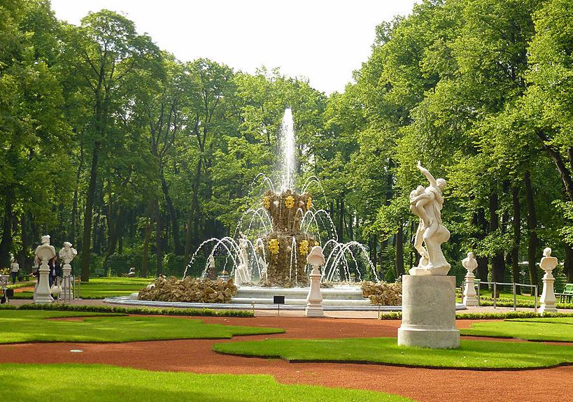 Картинки по запросу санкт петербург летний сад