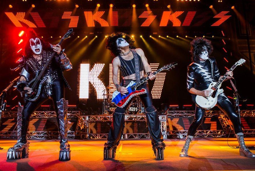 KISS побывала в Москве
