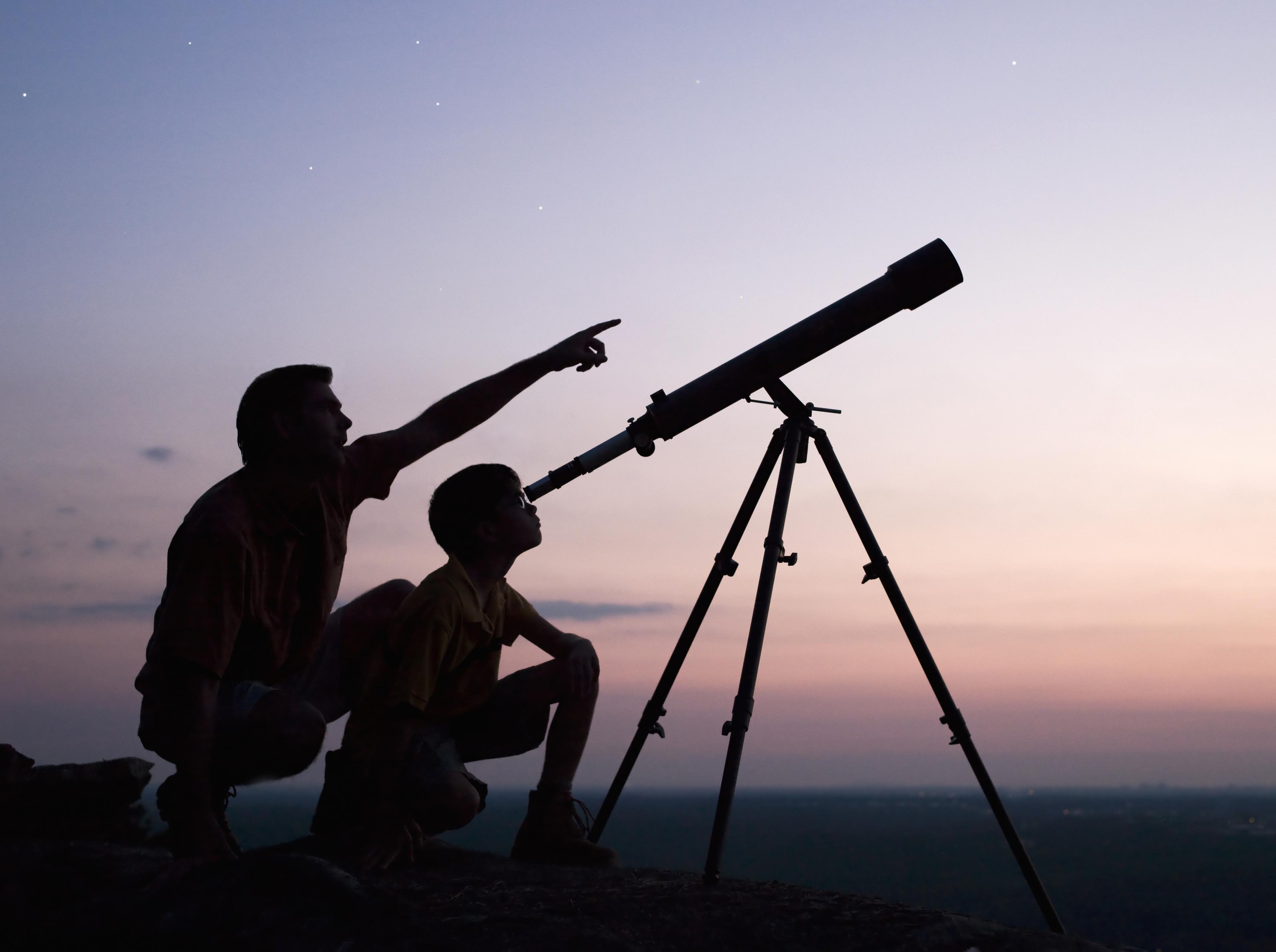 my first time peering through a telescope essay Learn how to use your telescope with this informational guide these 12 simple tips will help you become a pro in no time live observing through an open.