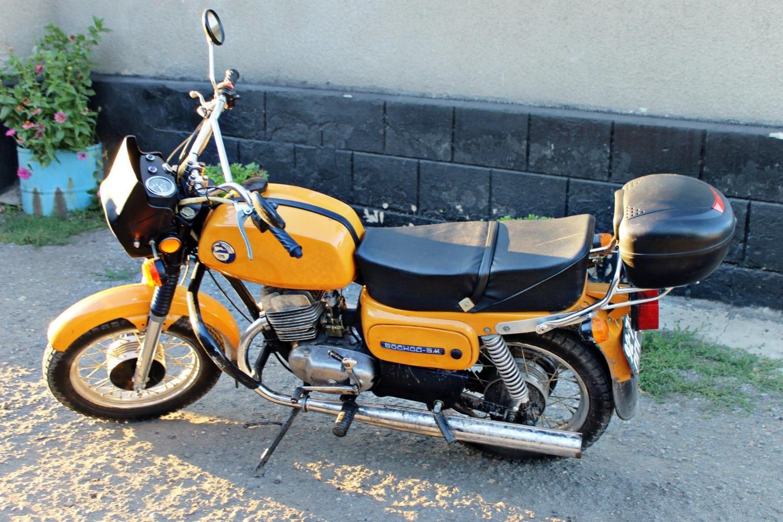 Советский мотоцикл Восход